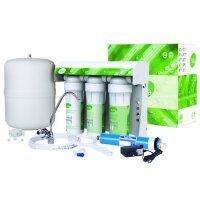 Обратный осмос Puricom Ro Stella Standart Family Mineral Pump (с насосом)