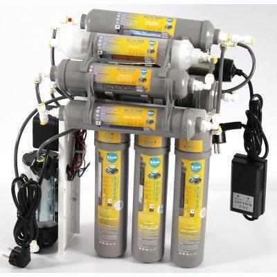 Bluefilters New Line RO-9PAF фильтр обратного осмоса с насосом- Фото№1