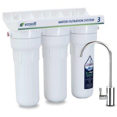 Ecosoft EcoFiber Тройная система очистки воды- Фото№1