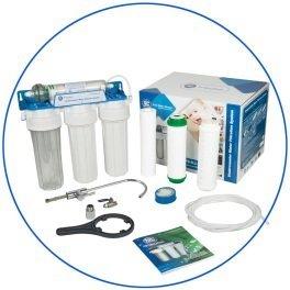 Aquafilter fp3-HJ-k1 мембранный фильтр (новый дизайн) - Фото№2