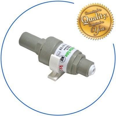 """Регулятор давления к обратному осмосу и проточному фильтру, подсоединение 1/4 """"- Фото№1"""