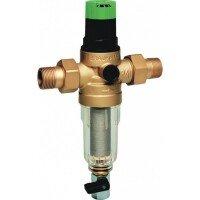 HONEYWELL FK06 3/4AA сетчатый самопромывной фильтр для холодной воды с редуктором