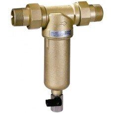 HONEYWELL Mini Plus FF06 1 1/4AAМ сетчатый самопромывной фильтр механической очистки для горячей воды