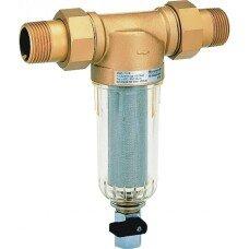 HONEYWELL Mini Plus FF06 1 1/4AA сетчатый самопромывной фильтр механической очистки для холодной воды