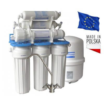 Система обратного осмоса Aquafilter FRO5JGM с минерализатором- Фото№1