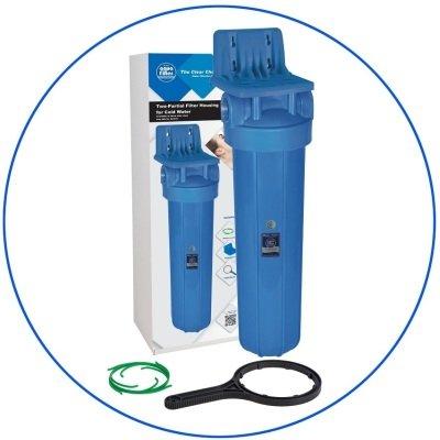 Aquafilter FH20B1-WB магистральный фильтр- Фото№1