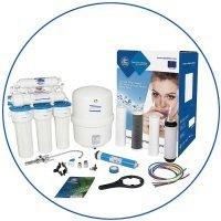 Зворотний осмос Aquafilter RO6 RX541 - Блакитна лагуна 6 (поліпшена комплектація)
