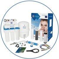 Зворотний осмос Aquafilter RO7 RX541 - Блакитна Лагуна 7 (поліпшена комплектація)