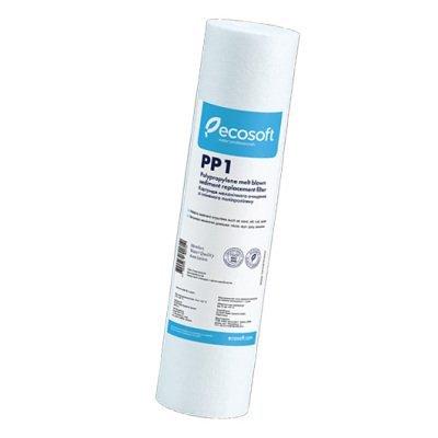 """Полипропиленовый картридж для воды Ecosoft 2,5""""x10"""" 1 мкм- Фото№1"""