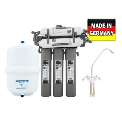 Фильтр обратного осмоса Platinum Wasser NEO7 PLAT-F-NEO7 c минерализатором и структуризатором воды- Фото№1