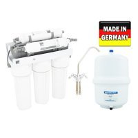 Фильтр обратного осмоса с насосом Platinum Wasser Ultra 6 / RO6P