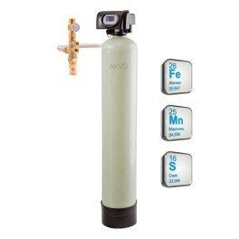 Система знезалізнення води з видаленням марганцю і сірководню OXI-GEN 1252 - Фото№2
