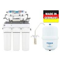 Platinum Wasser Ultra 8 Cистема зворотного осмосу c мінералізатором, Структуризатори і PH-коректором води