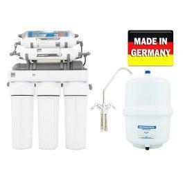 Platinum Wasser Ultra 8 Cистема обратного осмоса c минерализатором, структуризатором и PH-корректором воды