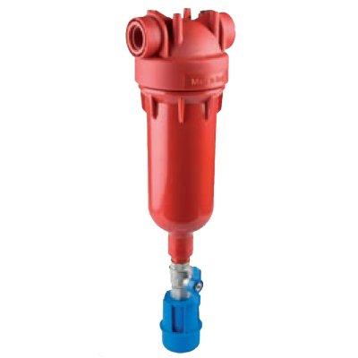 """Atlas Filtri HYDRA HOT 1"""" RAH 90 mcr Фільтр промивний для гарячої води (RA6000003)- Фото№1"""