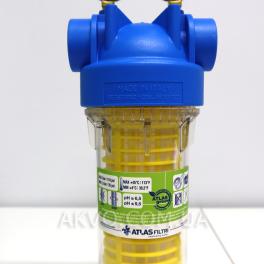 "Atlas Filtri HYDRA M 1"" RLH 90 mcr OT Фильтр самопромывной (RA6000112) - Фото№6"