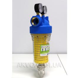 "Atlas Filtri HYDRA M 1"" RLH 90 mcr OT Фильтр самопромывной (RA6000112) - Фото№7"
