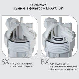 """Atlas Filtri BRAVO DP DUO 10 """"(RA6080003) двоступеневий фільтр - Фото№5"""
