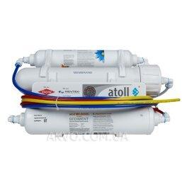 Atoll A-450 STD Compact Система обратного осмоса  - Фото№5