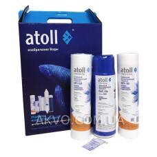 Atoll Комплект картриджів №202 ECO