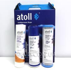 Atoll Комплект картриджів №203 ECO