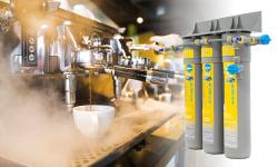 Проточный фильтр для кафе