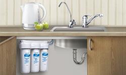 Фильтры для воды с краном