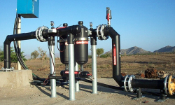 Фильтры тонкой и грубой очистки воды промышленные
