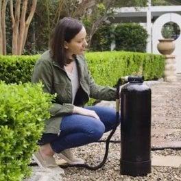 Безсолевой умягчитель воды (фильтр от накипи) 5L для всего дома - Фото№6