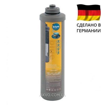 AC-SC-10-NL Картридж Bluefilters NEWLINE угольный и механической очистки- Фото№1