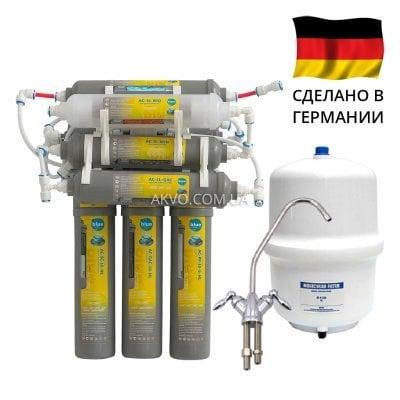 Bluefilters New Line RO-8 «живая вода» фильтр обратного осмоса- Фото№1