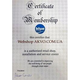 Магазин Akvo.com.ua официальный представитель Bluefilters в Украине