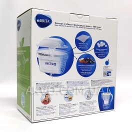 Brita Marella XL 3х MAXTRA + Фільтр-глечик для очищення води білий - Фото№3