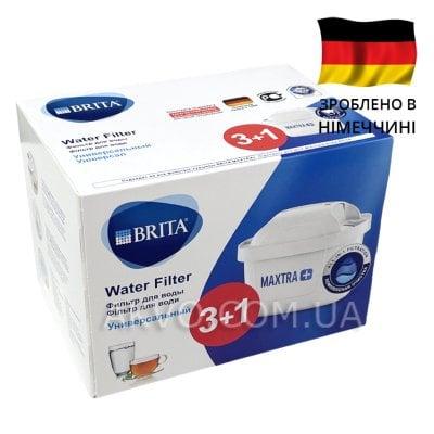 BRITA Maxtra+ 3+1 Комплект картриджей Универсальный- Фото№1