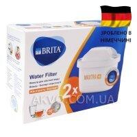 BRITA Maxtra + Комплект 2 картриджа експерт жорсткості