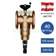 BWT Multipur 100 M Фильтр механической очистки с ручной промывкой (100мкм)
