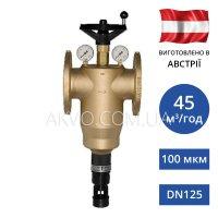 BWT Multipur 125 M Фільтр механічного очищення з ручною промивкою (100мкм)