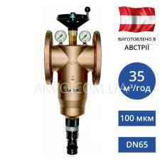 BWT Multipur 65 M Фильтр механической очистки с ручной промывкой (100мкм)