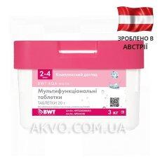 BWT AQA marin Мультифункциональные таблетки (3 кг)