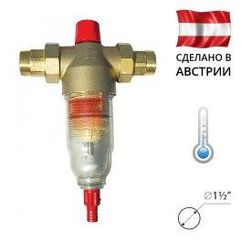 BWT EUROPAFILTER RS (RF) 1½˝ Сітчастий фільтр механічного очищення води - Фото№2