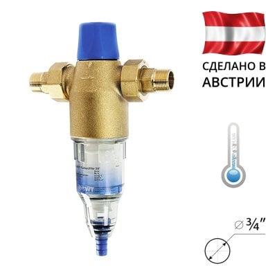 BWT EUROPAFILTER RS (RF) ¾˝ Сітчастий фільтр механічного очищення води- Фото№1