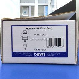 BWT PROTECTOR BW ¾˝ Фільтр механічний зі зворотним промиванням - Фото№7
