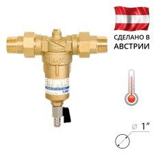 BWT Protector mini H/R 1˝ Самопромывной механический фильтр для горячей воды