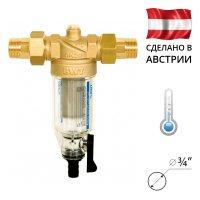 BWT Protector mini C / R ¾˝ Промивний механічний фільтр для холодної води