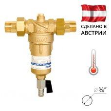 BWT Protector mini H/R ¾˝ Самопромывной механический фильтр для горячей воды