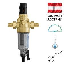 BWT Protector mini C/R HWS 1/2˝ Самопромывной фильтр с редуктором давления для холодной воды