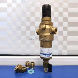 BWT Protector mini H / R HWS 1 / 2˝ Самопромивні фільтр з редуктором тиску для гарячої води - Фото№9