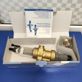 BWT Protector mini C/R HWS 3/4˝ Самопромывной фильтр с редуктором давления для холодной воды - Фото№5