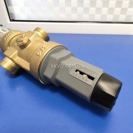 BWT Protector mini C/R HWS 3/4˝ Самопромывной фильтр с редуктором давления для холодной воды - Фото№7