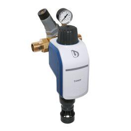 BWT R1 HWS 1¼˝ Механический фильтр самопромывной с редуктором давления - Фото№3